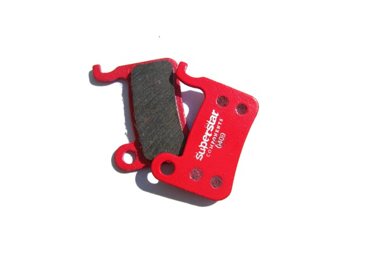 Kevlar Compound Disc Brake Pads - Single Pack